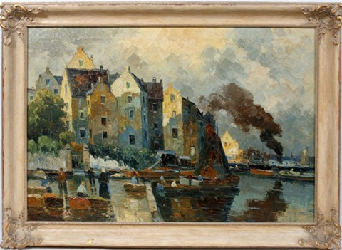 the quays by rudolf weber