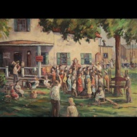 country auction by harry townsend