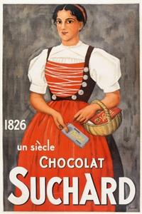 1826 un siècle chocolat suchard by johann arnhold