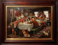 banquet by vosskrensky alex smirnov