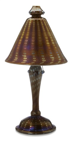 arabian lamp by louis comfort tiffany