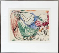 untitled composition by hans hofmann