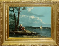 boy fishing by duncan
