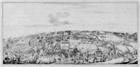 ansicht der stadt elberfeld von nord-west by j.c. hilverkus