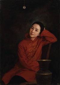 青春系列之三十六 by xu tianli