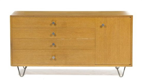 an american credenza by george nelson