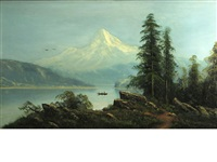 mt. shasta by ransom gillet holdredge