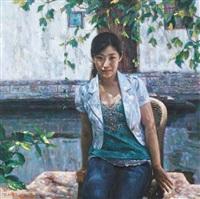 midsummer by liu yong