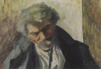 bärtiger mann by josé fabri-canti