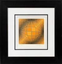 biga ii by victor vasarely