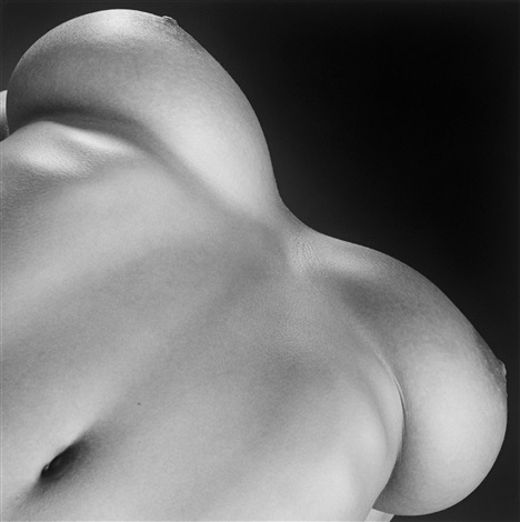 Breasts by Robert Mapplethorpe on artnet