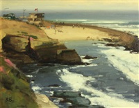 children beach, la jolla by brian blood