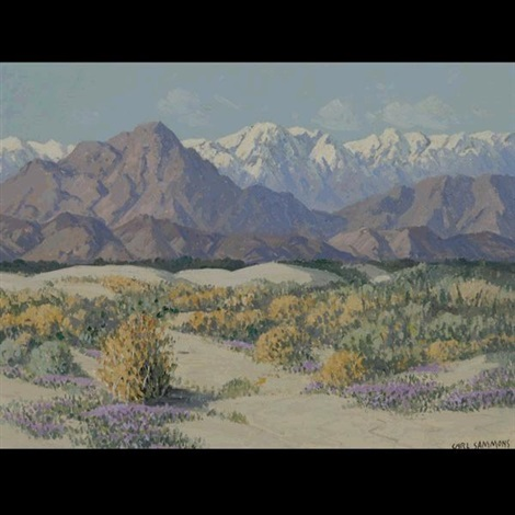 near palm springs california by carl sammons