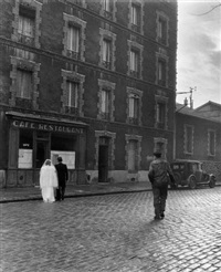 la stricte intimité by robert doisneau