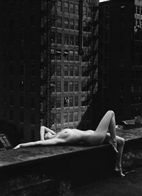 nude. new york by patrick demarchelier