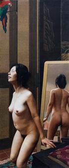 女人体 by xia xing