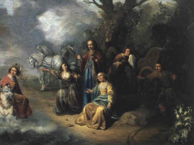 raub der europa by jacob van spreeuwen