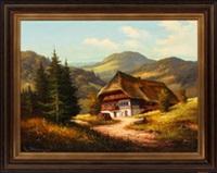 schwarzwaldhaus by ludwig muninger