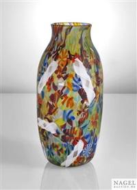 vase stellato con zanfirici by pollio perelda