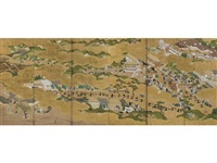 hie (hiyoshi) sanno festival (pair) by anonymous (18)