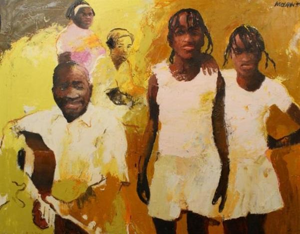 african family by wil van der laan