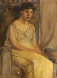 a solemn beauty by louise howland king cox