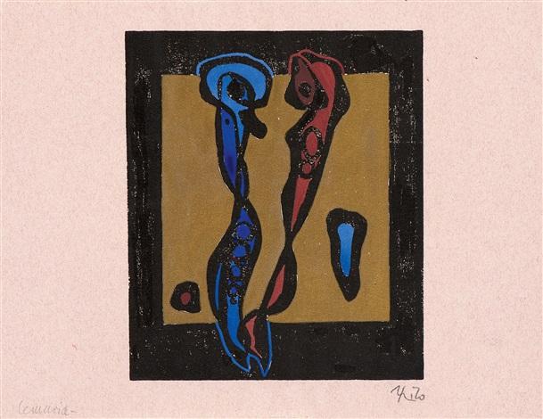 konvolut 8 tlg 8 works by thilo maatsch