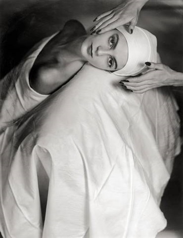 carmen face massage ny by horst p horst