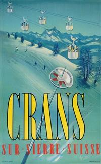 crans-sur-sierre - suisse by ronald kocher