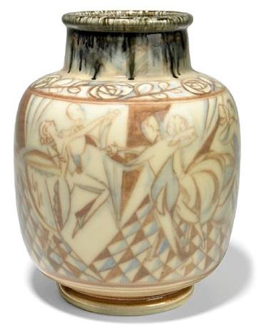 vase by william e hentschel