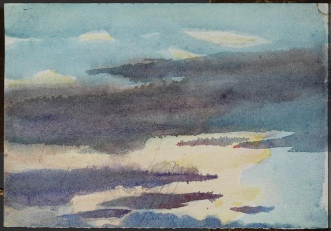 wolken by nikolai nikanorovich dubovskoy
