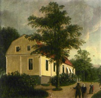 brevikgård by axel otto morner