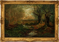 in sherwood forest by w. williamson