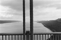 g.w. bridge (george washington bridge) by lee friedlander
