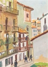 fonterabbia, pays basque, espagn e by marjorie (jori) elizabeth thurston smith