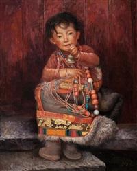 tibet boy by ma jian