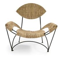 sogenannter banana-chair by tom dixon