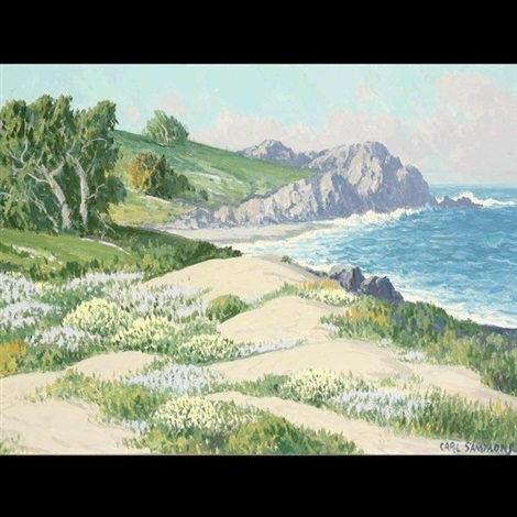 carmel by the sea by carl sammons