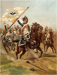 kavallerie by a. appert