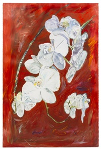 orchids by joseph raffael
