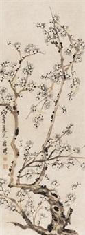 梅花 by luo ping