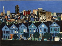 untitled (the painted ladies) by thomas bacher