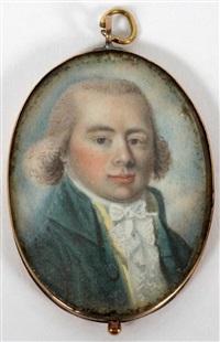 portrait by joseph dunkerley