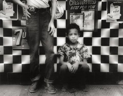candy store new york by william klein