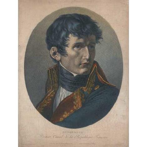 bonaparte premier consul de la republique française by jf cazenave