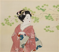 wakabigan (beautiful young face) by ito shoha