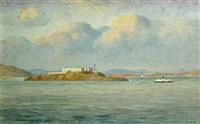 alcatraz island by jean j. pfister