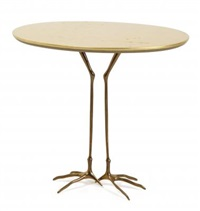 un tavolino traccia by meret oppenheim