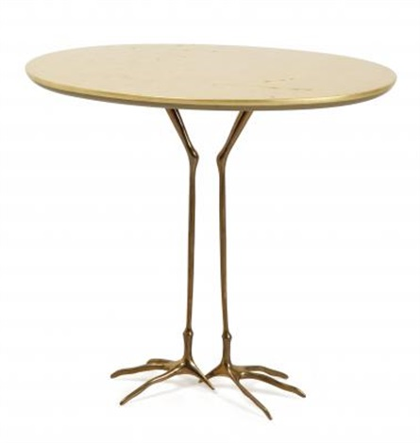Meret Oppenheim Tavolino.Un Tavolino Traccia By Meret Oppenheim On Artnet