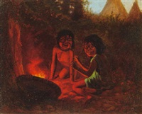 the fire worshippers by alice coutts